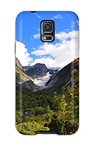 Fashionable Style Case Cover Skin For Galaxy S5- Landscape