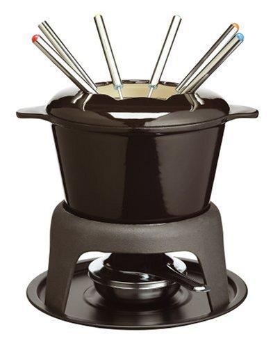 34 opinioni per Kitchen Craft MasterClass Set regalo per fonduta in ghisa smaltata, con sei