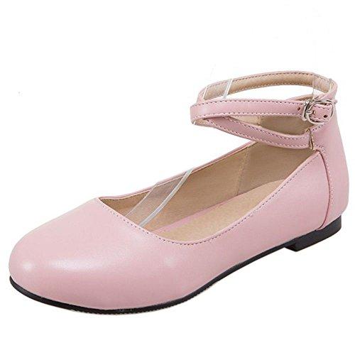 Zanpa pink 1 Scarpe Basse Donna Dolce Xxwrq4IX