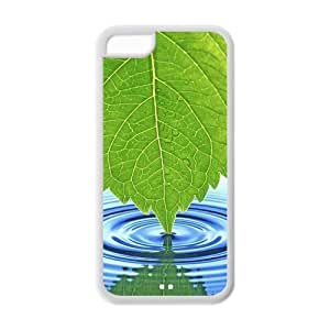 For LG G3 Phone Case Cover Green Leaf Hard Hard Cover For LG G3 Phone Case Cover