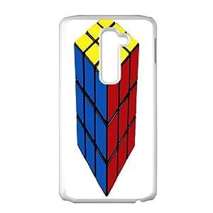 LG G2 Phone Case Rubik's Cube SA84532