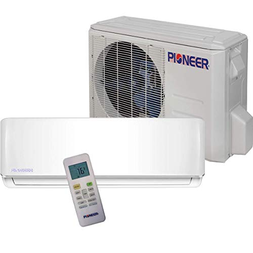 PIONEER Air Conditioner Pioneer Mini Split Heat Pump Minisplit Heatpump, 24000 BTU-208/230 V ()