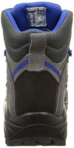 Trango Kalaput 013 - Botas de hiking para hombre, color gris / azul