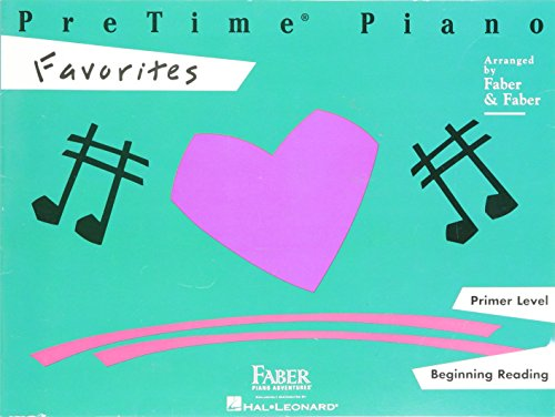 Pretime to Bigtime - Primer Level - Favorites - Piano Songbook