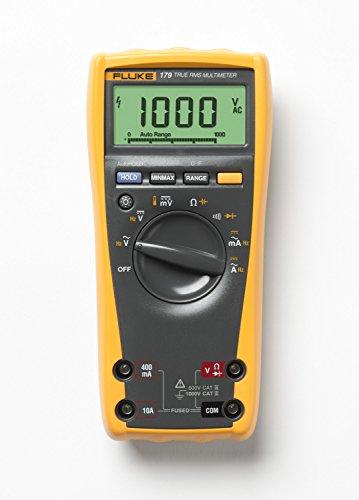 Fluke 179/1AC-II 8 Piece Electrician's Combo Kit