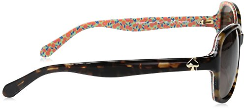 8b4da4bf57 Kate Spade Women s Ayleen Polarized Rectangular Sunglasses