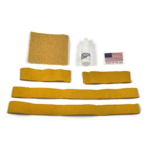 WENDY'S Elk Skin Liner for Pancake Welding Hood Helmet