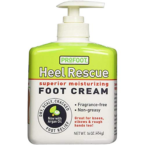 (ProFoot Heel Rescue Superior Moisturizing Foot Cream 16 oz (Pack of 5))