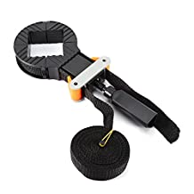 Adjustable Rapid Clamp Mitre Corner Vice Band Strap with 4 Jaws For Picture Frame Holder Woodworking Drawer Mirror