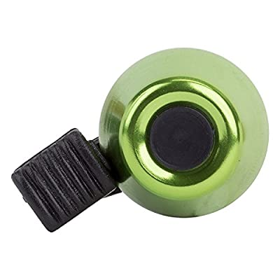 SUNLITE Candy Mini Bell, Green : Bike Bells : Sports & Outdoors