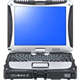 "Panasonic Toughbook CF-19 MK4, Intel i5-U540 @1.20GHz, 10.4"" XGA Touchscreen, 8GB, 120GB SSD, WiFi, Bluetooth, Windows 10 Pro"