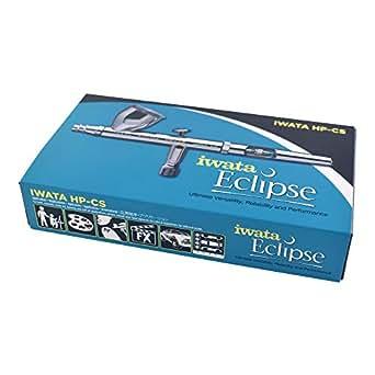 Iwata-Medea Eclipse HP CS Dual Action Airbrush Gun / Gravity Feed