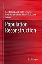 Population Reconstruction