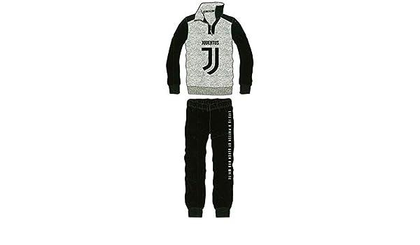 Pijama Juventus Juve Chándal Oficial Afelpado para niño 10 12 14 ...