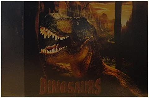 """Schreibtischunterlage 38,5x58,5cm / """"Dinosaurier"""""""
