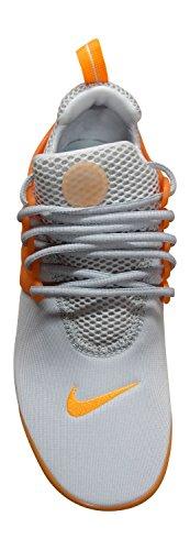 Nike - Presto GS youth kids running shoe Pure Platinum Vivid Orange White Black 004 Manchester cheap price ebay cheap online 2014 unisex online P2My1D1Q