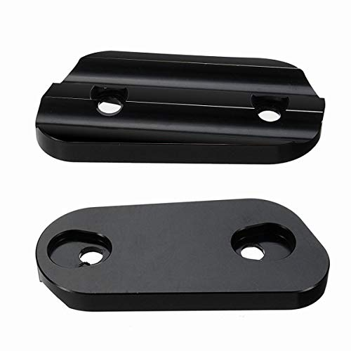 Motorcycle CNC Aluminum Chain Inspection Cover For Harley Sportster Iron XL 883/1200 48 72 2004-2016 Chain Cover Motorcycle ()