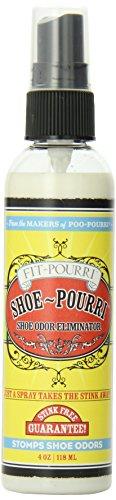 Shoe Pourri Shoe Odor Eliminator Spray