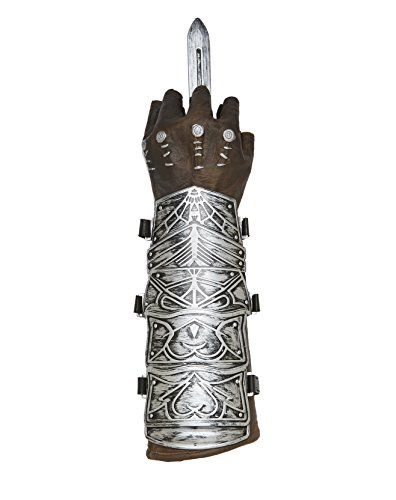Gauntlet With Hidden Blade