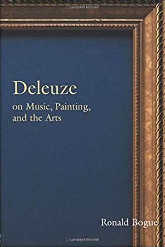 Deleuze on Literature (Deleuze and the Arts)