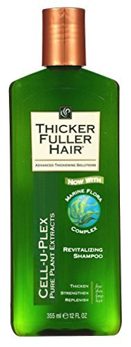 Thicker Fuller Hair Shampoo Revitalize 12oz. (3 Pack) (Thicker Fuller Hair Revitalizing Shampoo)