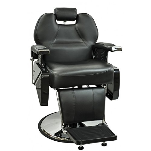 All Purpose Hydraulic Barber Chair Recline Salon Beauty Styling Chair By  OMWAH