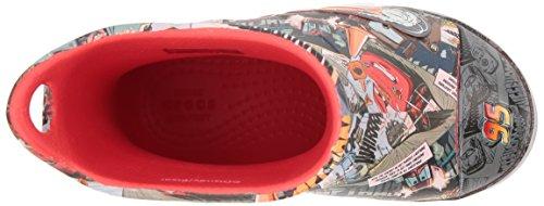 Unisex 204125 – Rosso Crocs Gumboots flame Bambini qE1qTn