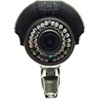 771-G Professional HD 700 TVL 42 IR-LED CCTV Home Security Day/Night Waterproof Camera - 2.8-12mm Varifocal Lens