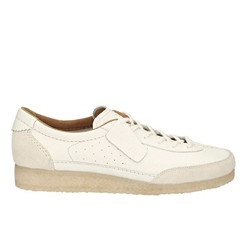 Clarks - Torcourt Super - 261185917 - Color: Blanco - Size: 44.0