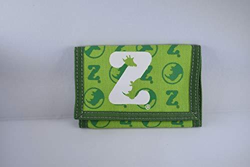 San Antonio Zoo Trifold Z Logo Wallet