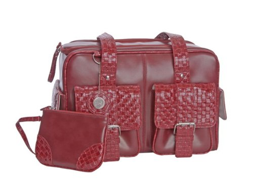 Jill-e Medium Brick Red Camera Bag - 897589