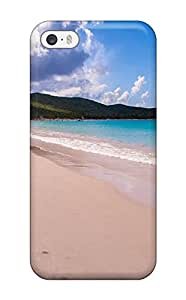 New Style Tpu 5/5s Protective Case Cover/ Iphone Case - Flamenco Beach