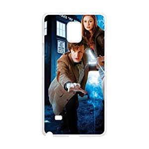Doctor Who For Samsung Galaxy Note4 N9108 Csae protection Case DH501751
