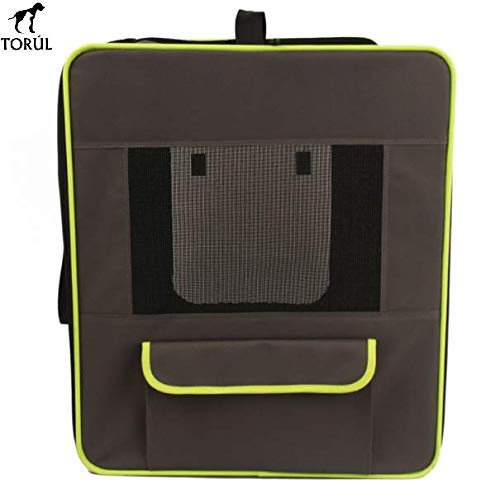 Torúl Caseta Plegable First Class Basic (S): Amazon.es: Productos para mascotas