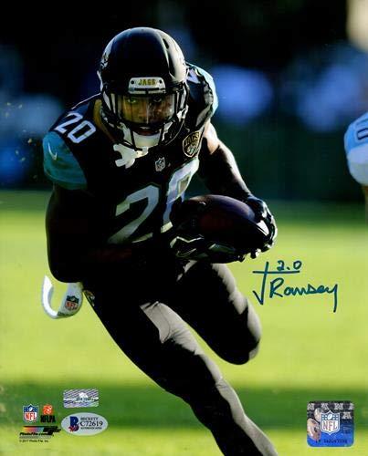 online retailer 313c7 ac4d1 Amazon.com: Jalen Ramsey Autographed Jacksonville Jaguars ...