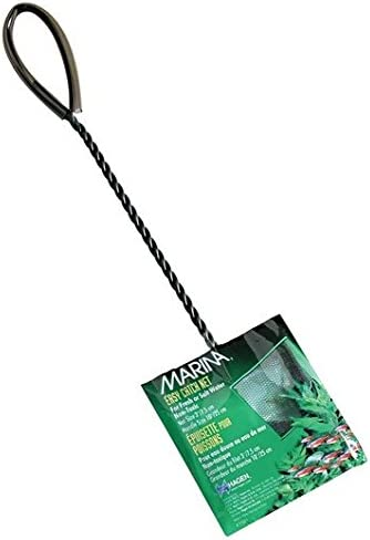 Marina 5-Inch Black Coarse Nylon with 10-Inch Handle