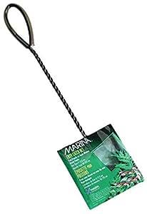 Marina 3-Inch Black Coarse Nylon with 10-Inch Handle