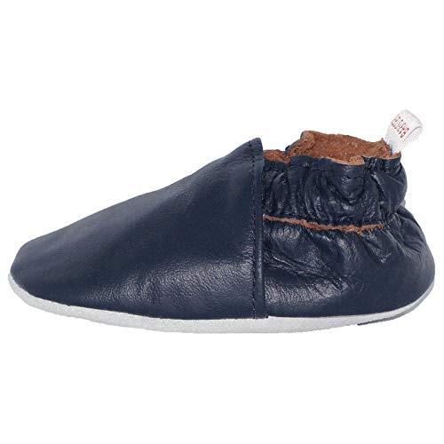Mediano Azul Oscuro Babysteps Tamaño Para Color Zapatos Bebé AwnS1F