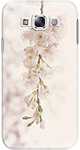 DailyObjects Branch of Blossoms Case For Samsung Galaxy E7