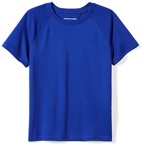 Amazon Essentials Little Boys' Swim Tee,Royal Blue , S (6-7)