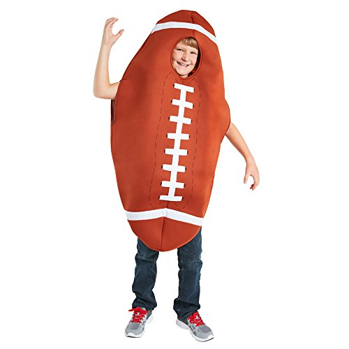 Kids Football Costume, Size Medium 8-10
