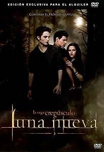 La saga Crepúsculo: Luna nueva [DVD]