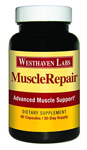 Muscle Repair Helps Keep You Strong, Active and Independent. Maintain and regrow Your Muscles as You Grow Older. Prevent Falls, fractures and hospitalizations. 30 Day Supply. (1)