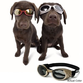 Doggles ILS Sunglasses for Dogs - Protective Eyewear