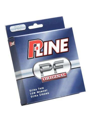 UPC 015789300104, P-Line Original Filler Fishing Spool (300-Yard, 10-Pound, Smoke Blue)