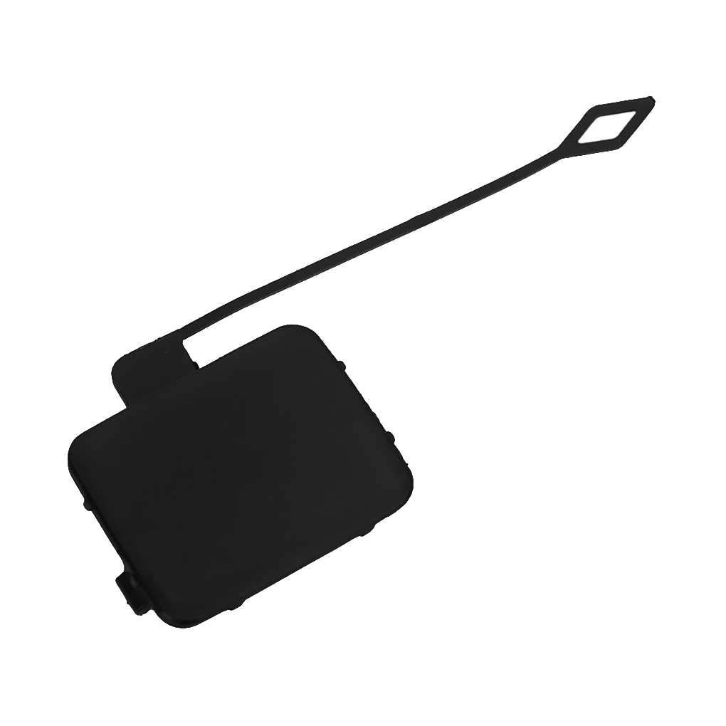 Mengonee Plastic Front Trailer Cover Rear Hook Cover Cap 51117167575 Replacement for E90 2004-2007