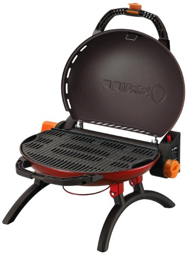 O Grill 500 Portable Grill, Red (Tabletops Avenue compare prices)