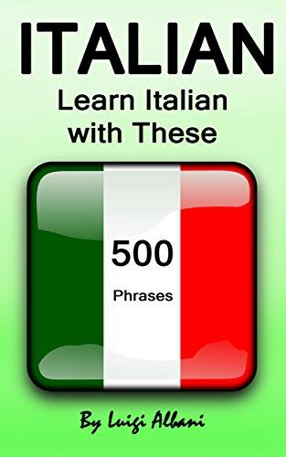 Learn Italian Book