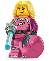 Lego Minifigures Series 6 - Intergalactic Girl