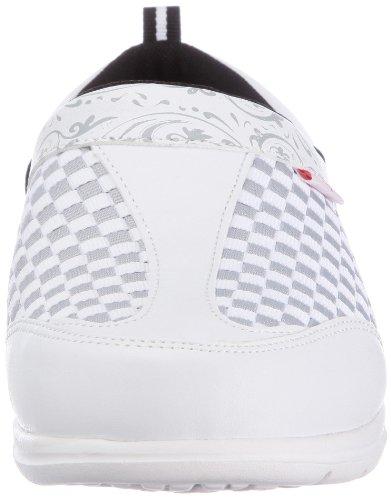 Chung Shi Duflex Exclusive Paris 8100040 - Zapatillas de tela unisex Blanco